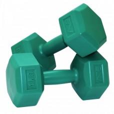 Гантели для фитнеса SportVida 2 x 4 кг SV-HK0220