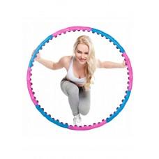 Обруч для похудения массажный с магнитами 100 см 1,4 кг Springos FA0095
