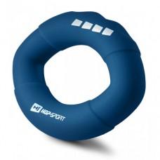 Эспандер силиконовый овальный 27,2 кг Hop-Sport HS-S027OG темно-синий