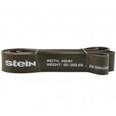 Резинка для подтягиваний (силовая лента) 22-56 кг Stein 45*0,45*2080 мм