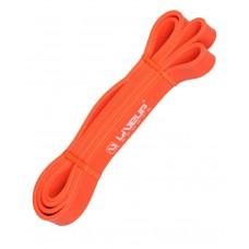 Резинка для подтягиваний (силовая лента) 208 см слабое LiveUp LATEX LOOP LS3650-2080Lo