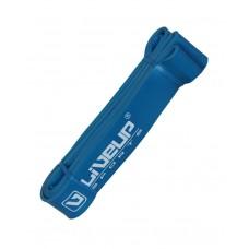Резинка для подтягиваний (силовая лента) 208 см сильное LiveUp LATEX LOOP LS3650-2080Hb