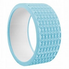 Колесо для йоги и фитнеса SportVida Yoga Wheel SV-HK0224 Sky Blue