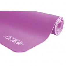 Коврик для йоги и фитнеса 4FIZJO TPE 6 мм 4FJ0143 Pink/Purple