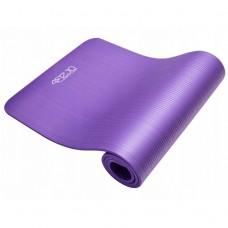 Коврик для йоги и фитнеса 4FIZJO NBR 1.5 см 4FJ0151 Violet