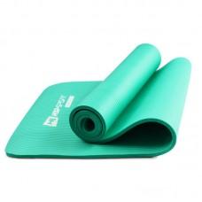 Коврик для фитнеса и йоги Hop-Sport HS-N010GM 1 см мятный