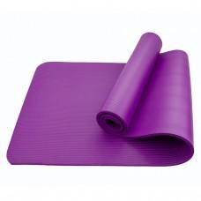 Коврик (мат) для фитнеса Sportcraft NBR 1 см ES0007 Violet