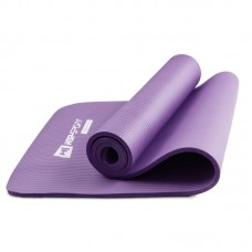 Коврик для фитнеса и йоги Hop-Sport HS-N010GM 1 см фиолетовый