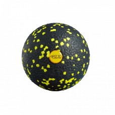 Массажный мячик 4FIZJO EPP Ball 08 4FJ0056 Black/Yellow