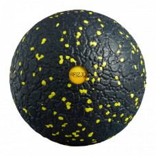 Массажный мячик 4FIZJO EPP Ball 12 4FJ0057 Black/Yellow