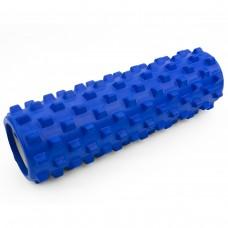 Массажный ролик (валик, роллер) Sportcraft 45 x 14 см ES0039 синий