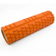 Массажный ролик (валик, роллер) Sportcraft 45 x 14 см ES0053 оранжевый