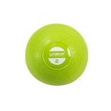 Медбол мягкий 2 кг LiveUp SOFT WEIGHT BALL LS3003-2