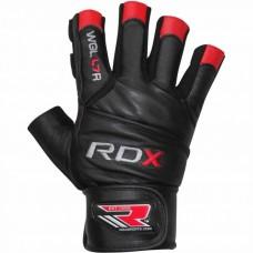Перчатки для бодибилдинга RDX Membran Pro M