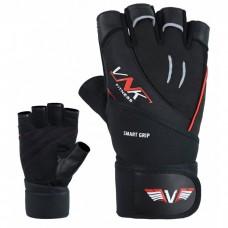 Перчатки для фитнеса VNK Power Black L