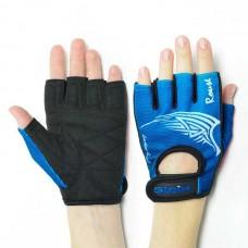 Перчатки для фитнеса Stein Rouse GLL-2317blue/L