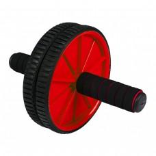 Ролик (колесо) для пресса двойной Sportcraft ES0003 Red