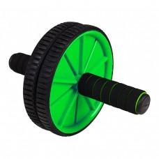Ролик (колесо) для пресса двойной Sportcraft ES0004 Green