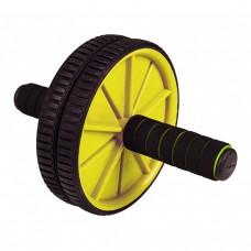 Ролик (гимнастическое колесо) для пресса Sportcraft ES0005 Yellow
