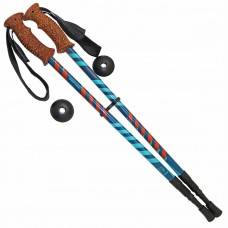 Трекинговые палки для скандинавской ходьбы SportVida SV-RE0005