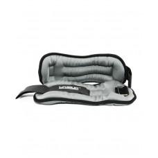 Утяжелитель на руку/ногу 1 кг LiveUp LS3049-1