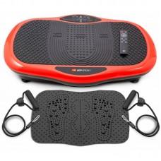 Виброплатформа для похудения 3D HS-070VS Scout красная