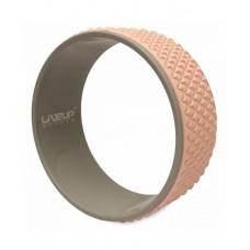Колесо для йоги LiveUp YOGA RING LS3750-p