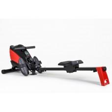 Гребной тренажер Hop-Sport HS-060R Cross red для дома магнитный