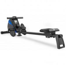 Гребной тренажер Hop-Sport HS-030R Boost синий для дома магнитный