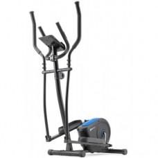 Орбитрек (эллиптический тренажер) Hop-Sport HS-2050C Cosmo для дома магнитный черный/синий