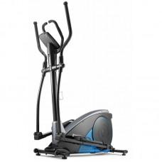 Орбитрек (эллиптический тренажер) Hop-Sport HS-060C Blaze iConsole+  для дома электромагнитный синий
