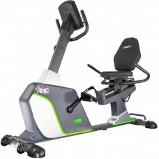 Горизонтальный велотренажер USA Style Tuner T1500 для дома магнитный