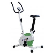 Велотренажер USA Style SS-370 В бело-зеленый