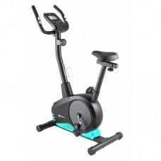 Велотренажер Hop-Sport HS-2080 Spark черно-бирюзовый (2020)