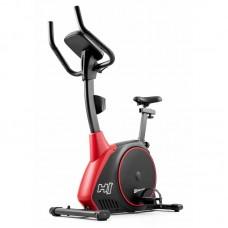 Велотренажер электромагнитный Hop-Sport HS-095H Strike черный+ мат