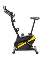 Велотренажер BS-1006B GAINER черно-желтый