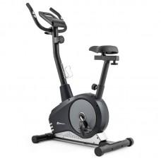 Велотренажер Hop-Sport HS-2080 Sparkчерно-серебристый 2020