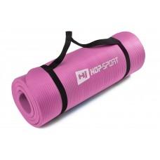 Коврик для фитнеса и йоги HS-4264 1,5см pink