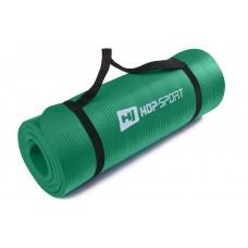 Коврик для фитнеса и йоги HS-4264 1,5см green