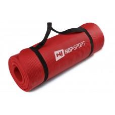 Коврик для фитнеса и йоги HS-4264 1,5см red