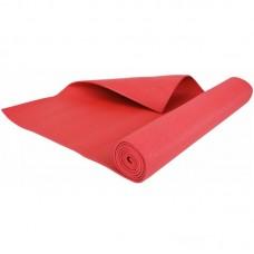 Коврик для фитнеса и йоги Hop-Sport 4 мм Red