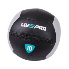 Мяч для кроссфита LivePro WALL BALL LP8100-10