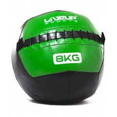 Мяч для кроссфита набивной 8 кг LiveUp LS3073-8