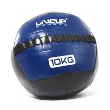 Мяч для кроссфита (медбол) набивной 10 кг LiveUp LS3073-10