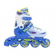 Роликовые коньки Nils Extreme NJ1905A Size 35-38 Blue