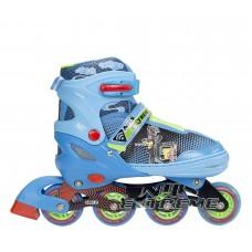 Роликовые коньки Nils Extreme NJ4605A Size 38-41 Blue