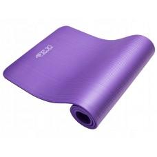 Коврик для фитнеса и йоги 4FIZJO NBR 1 см 4FJ0016 Violet