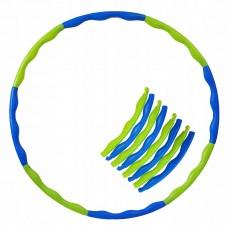 Хулахуп обруч для похудения массажный 90 см 0,7 кг Sport Shiny SS66086-8