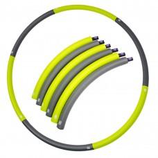 Хулахуп обруч для похудения массажный 90 см 0,8 кг Sport Shiny SS66087-0.7