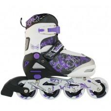 Роликовые коньки Nils Extreme NJ9012A Size 35-38 Violet